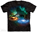 DJ Galaxy - 10-8128 - Adult Tshirt