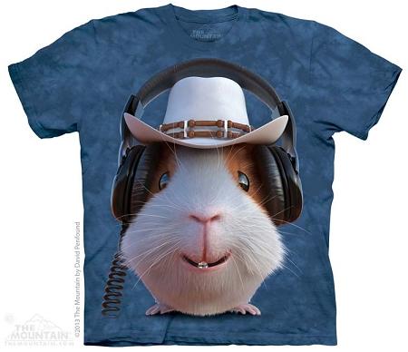 Guinea Pig Cowboy - 15-3780 - Youth Tshirt 05dae5f447ff