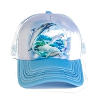 Dolphin Bubble - 76-5896 - Trucker Hat