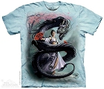 Dragon Dancer - Adult Tshirt