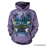 Dragonfly Dreamcatcher - 72-3397 - Adult Hoodie