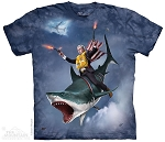 Dubya Shark - 10-4242 - Adult Tshirt