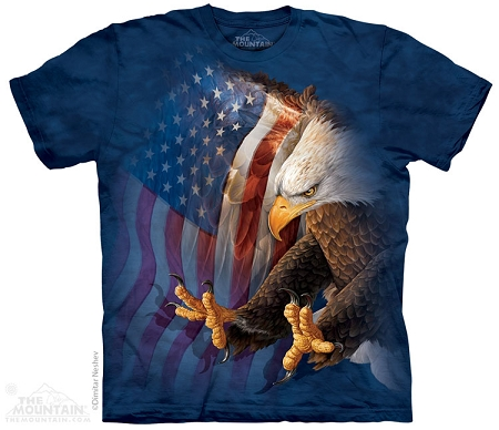 Eagle Freedom - 10-4102 - Adult Tshirt
