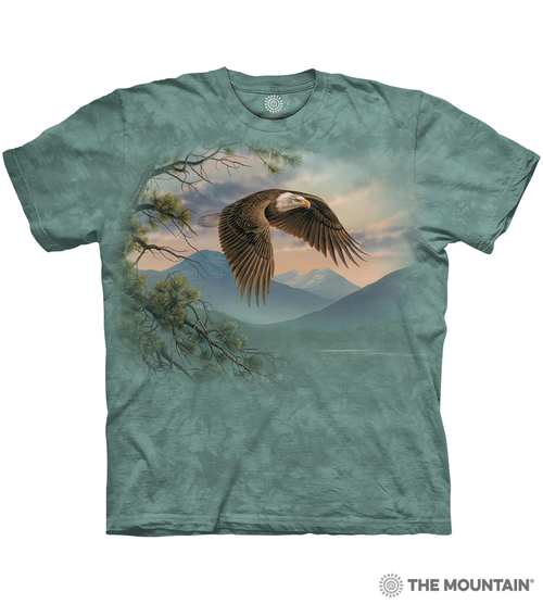 Majestic Moment Eagle - 10-6428 - Adult Tshirt