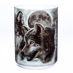 Eclipse Wolves - 57-3398-0901 - Everyday Mug