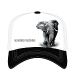 Elephants No More Poaching - 76-5550 - Trucker Hat