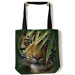 Emerald Forest Tiger - 97-5934 - Everyday Tote