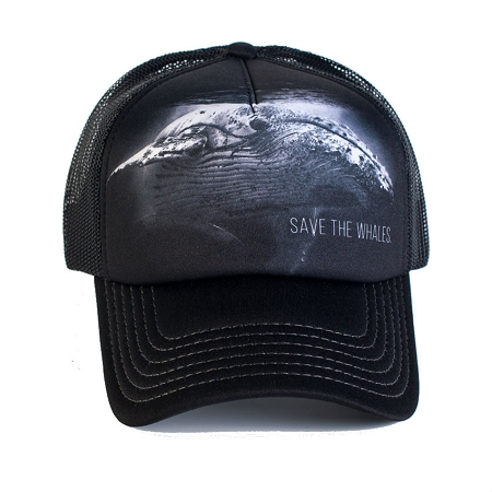 Save the Whales - 76-5981 - Trucker Hat