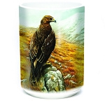 European Golden Eagle - 57-6278-0901 - Coffee Mug