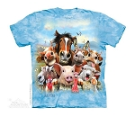 Farm Selfie - Youth Tshirt