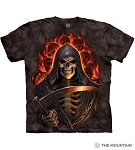 Fire Reaper - 10-5885 - Adult Tshirt