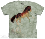 Forest Stallion - 10-4296 - Adult Tshirt
