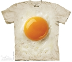 Fried Egg - 10-8542 - Adult Tshirt