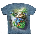 Frog Capades - 15-5931 - Youth Tshirt