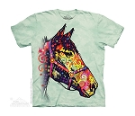 Funky Horse - Youth Tshirt