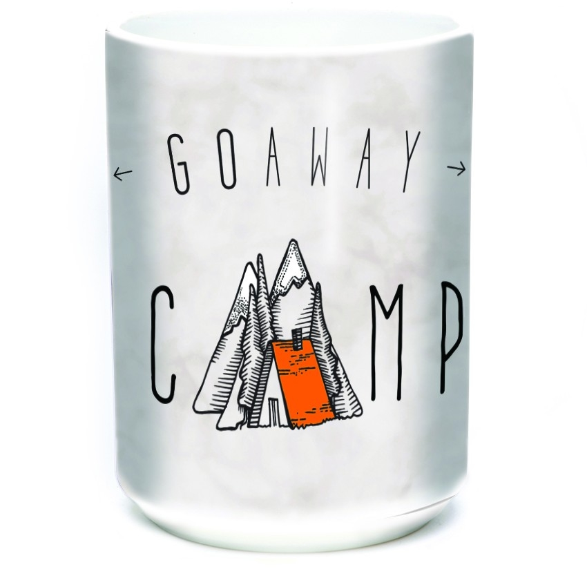 Go Away Camp - 57-6305-0901 - Coffee Mug