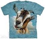 Goat Head - 10-3620 - Adult Tshirt