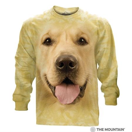 4da61b255 Golden Retriever - 45-4023 - Adult Long Sleeve T-shirt