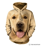Golden Retriever - 72-4023 - Adult Hoodie