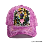 Golden Retriever- Dean Russo - 94-3855 - Baseball Cap
