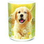 Golden Retriever Puppy - 57-5933-0901 - Everyday Coffee Mug