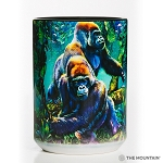 Gorilla Jungle - 57-5912-0900 - Everyday Mug