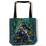 Gorilla Jungle - 97-5912 - Everyday Tote