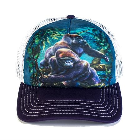 Gorilla Jungle - 76-5912 - Trucker Hat