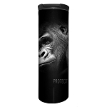 Gorilla Protect My Habitat - 59-6089 - Stainless Steel Barista Travel Mug
