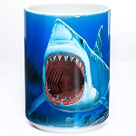 Great White Shark Bite - 57-3103-0900 - Everyday Coffee Mug