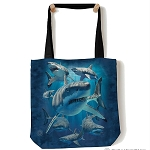 Great White Sharks - 97-5940 - Everyday Tote