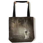 Grey Wolf Portrait - 97-5892 - Everyday Tote