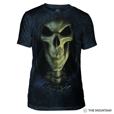 Grim Reaper - 54-3652 - Men's Triblend T-shirt