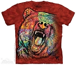 Russo Grizzly - 10-5766 - Adult Tshirt