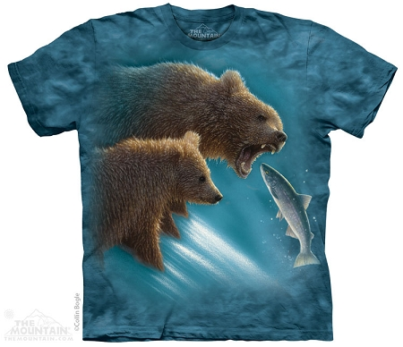 Fishing Lesson - 10-4253 - Adult Tshirt