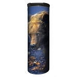 Grizzly Bear Foraging - 59-6166 - Stainless Steel Barista Travel Mug