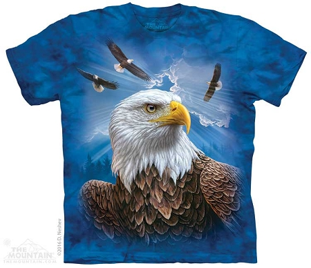Guardian Eagle - 10-4956 - Adult Tshirt