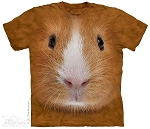 Guinea Pig Face - 15-3444 - Youth Tshirt