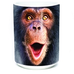 Happy Chimp - 57-5962-0901 - Everyday Mug
