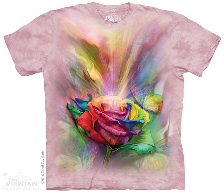 Healing Rose - 10-4968 - Adult Tshirt