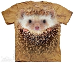 Big Face Hedgehog - 15-3670 - Youth Tshirt