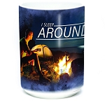 I Sleep Around - 57-6315-0901 - Coffee Mug