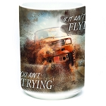 If It Ain't Flying, You Ain't Trying - 57-6314-0901 - Coffee Mug