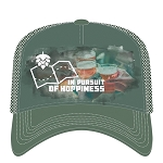 In Pursuit Of Hoppiness - 76-6298 - Trucker Hat
