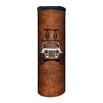 Jeep...Go Away - 59-6367 - Stainless Steel Barista Travel Mug
