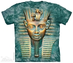 Big Face Tut - 10-3686 - Adult Tshirt