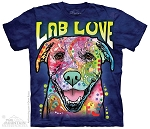 Lab Luv - 10-4277 - Adult Tshirt