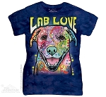 Lab Luv - Ladies Fitted Tee
