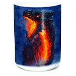 Lavaborn Dragon - 57-6318-0900 - Coffee Mug