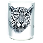 Leopard Extinction - 57-5556-0900 - Coffee Mug